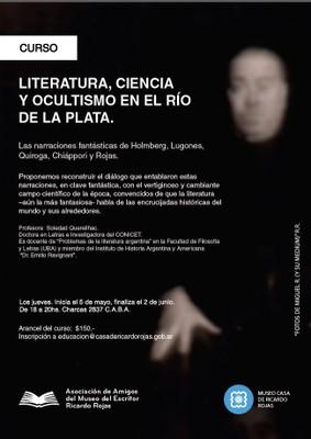 Curso: Literatura, ciencia y ocultismo en el río de la plata